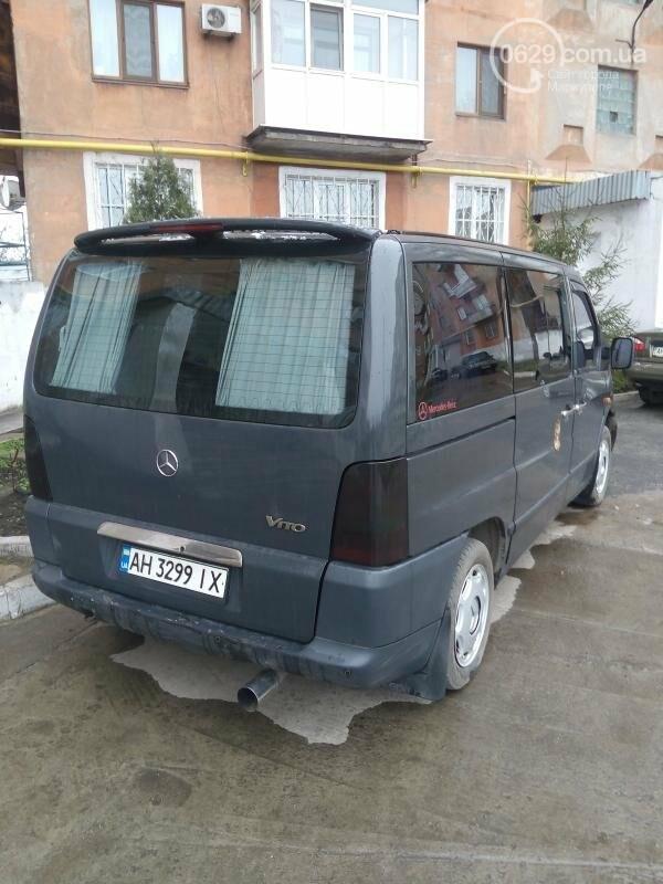 Продам Mercedes-Benz Vito, 1998, 1998, 4700.00 Доллар, в Мариуполе - 0629.com.ua