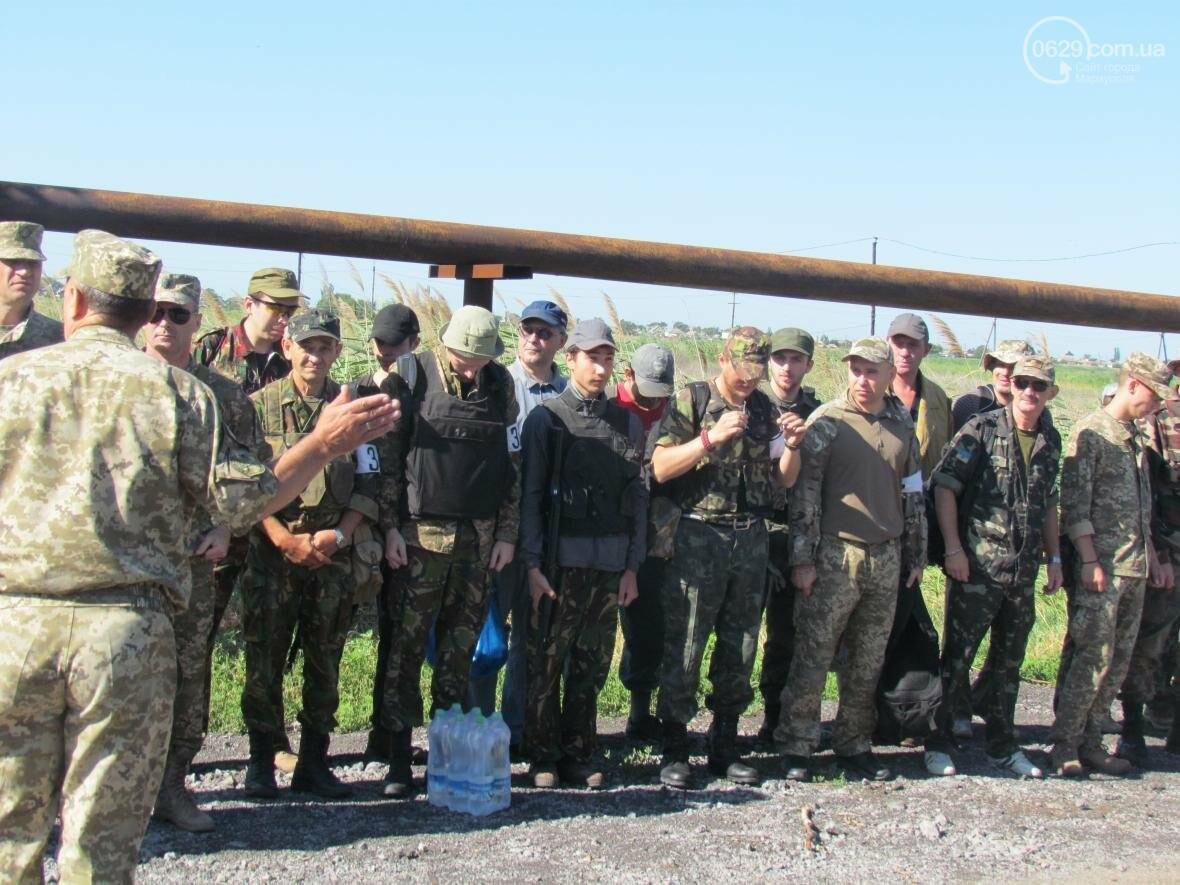 Мариупольцы учились ориентироваться на местности и патрулировать территорию (ФОТОРЕПОРТАЖ), фото-2