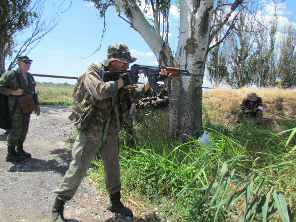 Мариупольцы учились ориентироваться на местности и патрулировать территорию (ФОТОРЕПОРТАЖ), фото-3