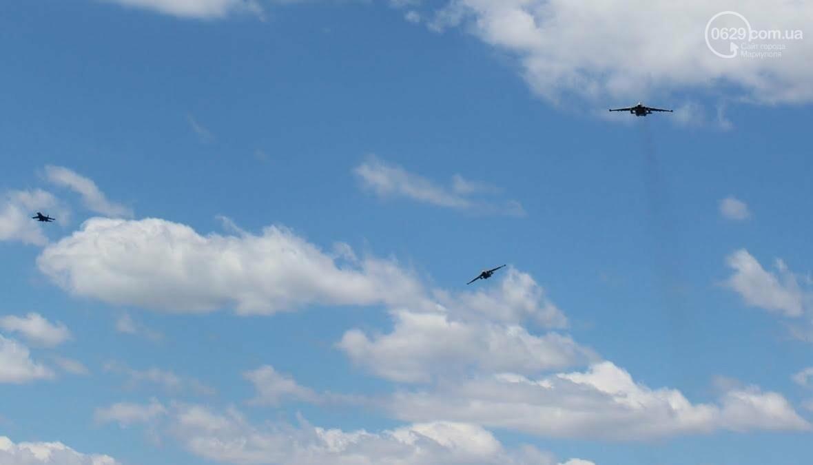 Небо над Азовским морем бороздили бомбардировщики ВСУ, фото-1