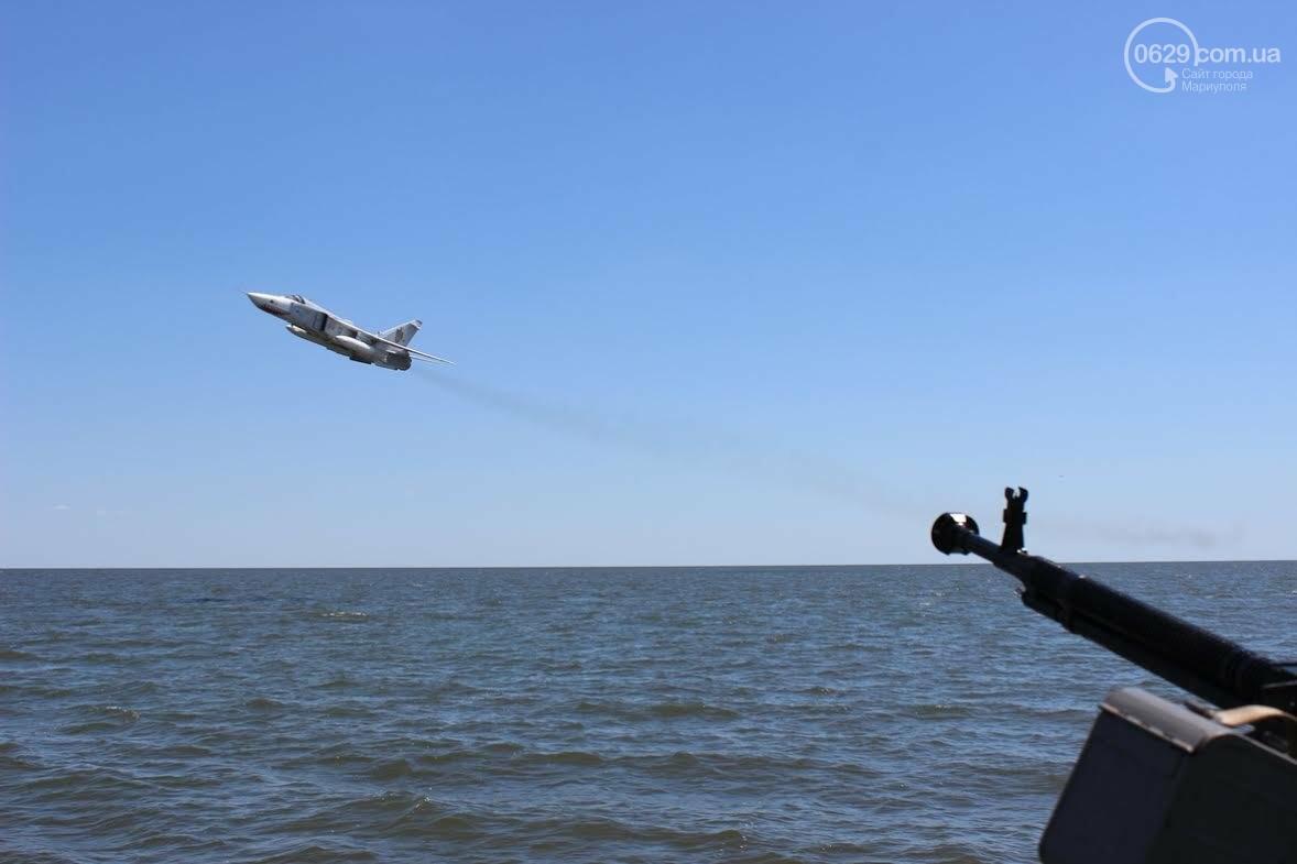 Небо над Азовским морем бороздили бомбардировщики ВСУ, фото-4