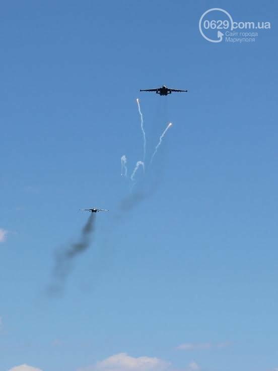Небо над Азовским морем бороздили бомбардировщики ВСУ, фото-5