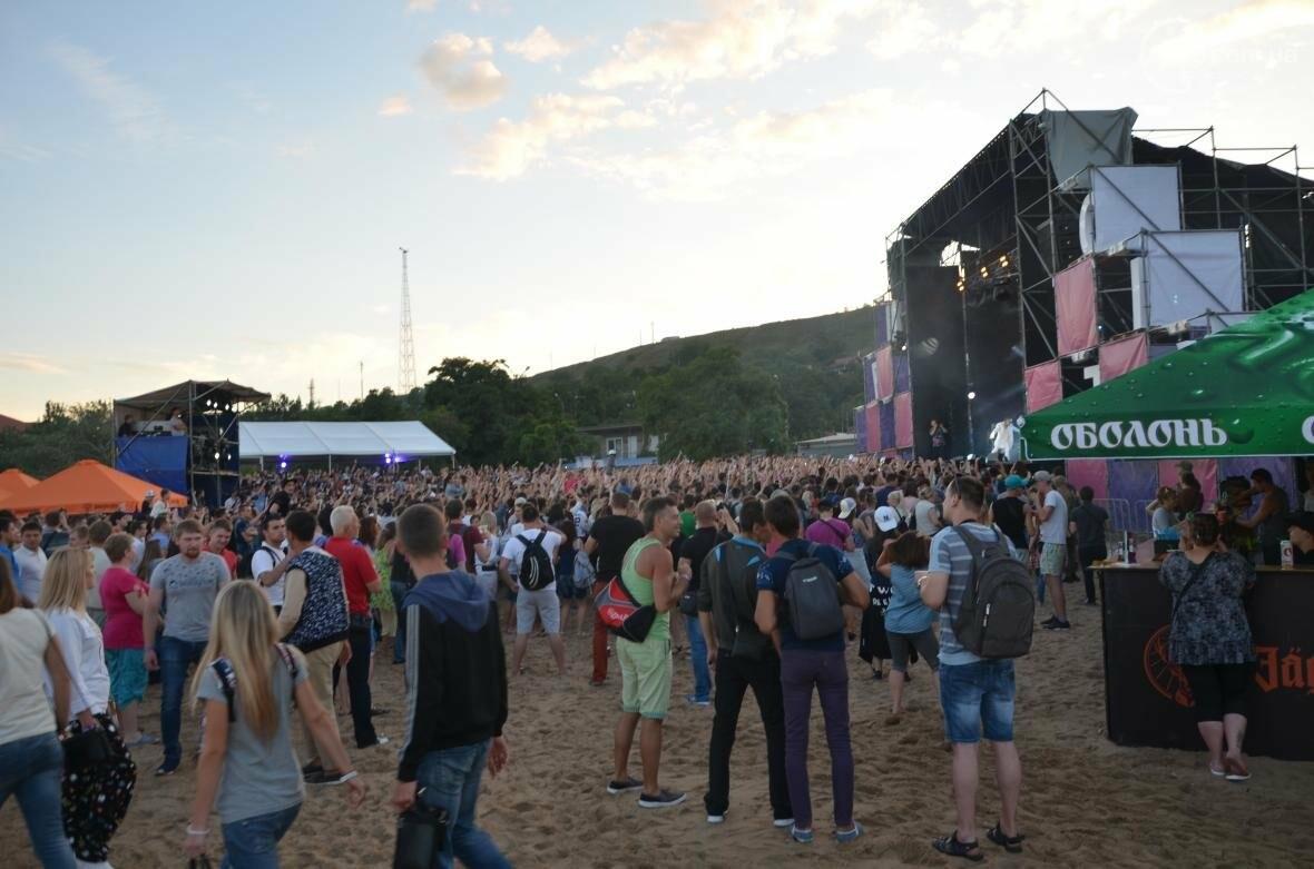 Молодежный фестиваль в Мариуполе: три сцены, море и яркие артисты (ВИДЕО+ФОТО), фото-5