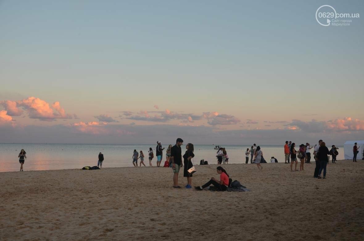 Молодежный фестиваль в Мариуполе: три сцены, море и яркие артисты (ВИДЕО+ФОТО), фото-6
