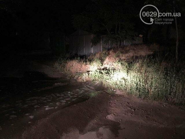 В Мариуполе питьевая вода затопила пр. Лунина (ФОТО+ВИДЕО), фото-6