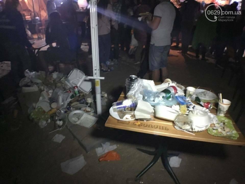 Третий день фестиваля: мусор и круглосуточный транспорт (ВИДЕО), фото-1