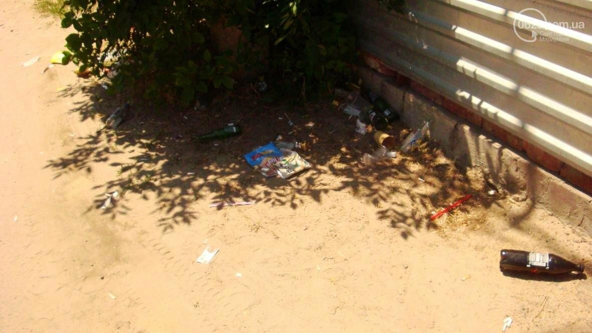 Жизнь после фестиваля: масштабная уборка, активный демонтаж и отдыхающие, фото-7