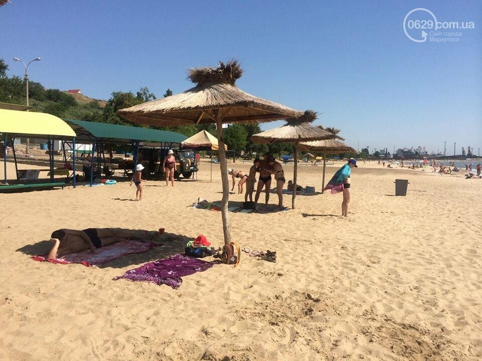Рейтинг мариупольских пляжей (ФОТО), фото-134