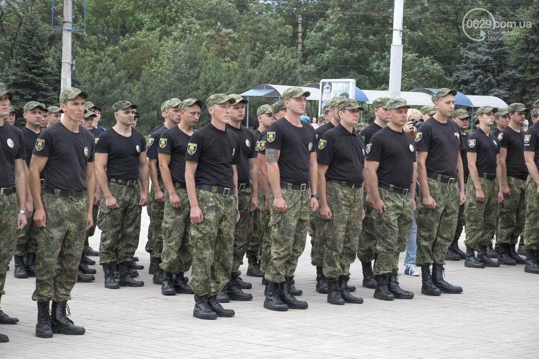 В Мариуполе копы-выпускники присягнули украинскому народу (ФОТО, ВИДЕО), фото-3