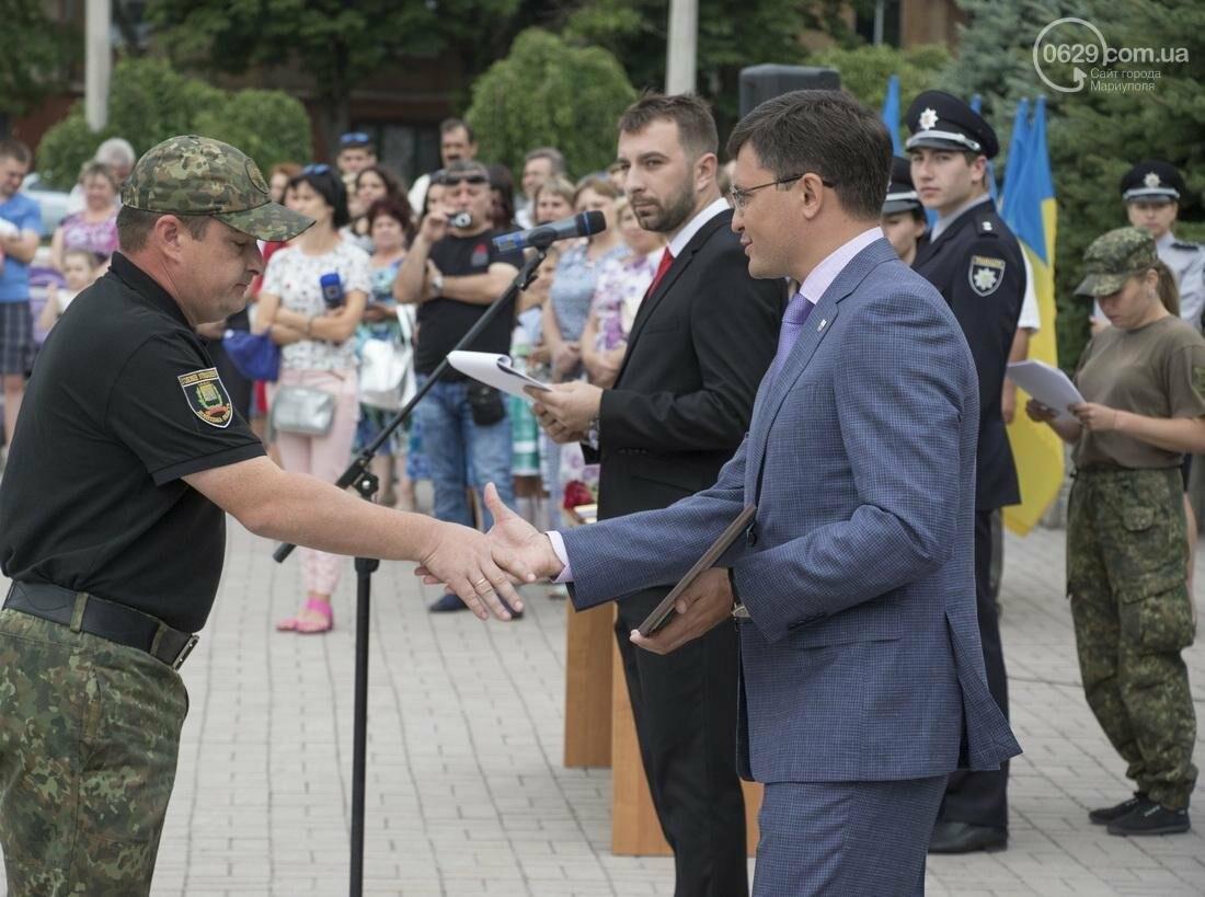 В Мариуполе копы-выпускники присягнули украинскому народу (ФОТО, ВИДЕО), фото-4