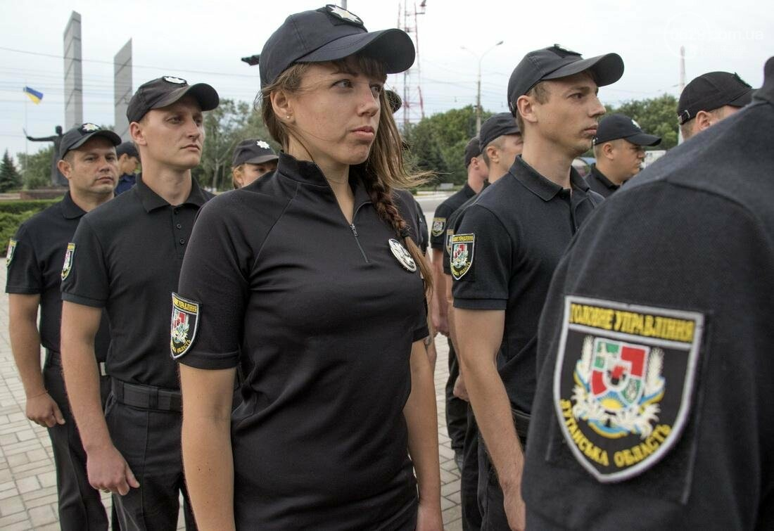 В Мариуполе копы-выпускники присягнули украинскому народу (ФОТО, ВИДЕО), фото-1