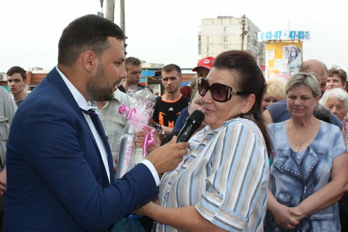 """1000 гривен от """"Азовфарм"""": в новой аптеке прошел розыгрыш призов, фото-27"""