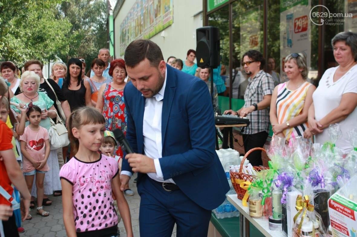 """1000 гривен от """"Азовфарм"""": в новой аптеке прошел розыгрыш призов, фото-28"""