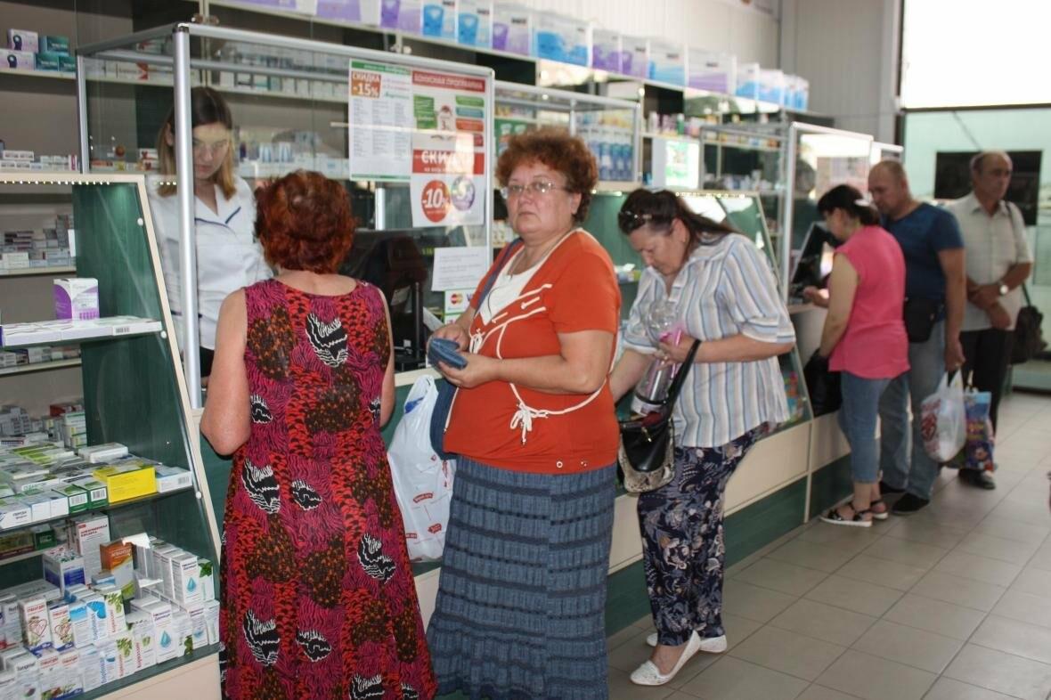 """1000 гривен от """"Азовфарм"""": в новой аптеке прошел розыгрыш призов, фото-38"""