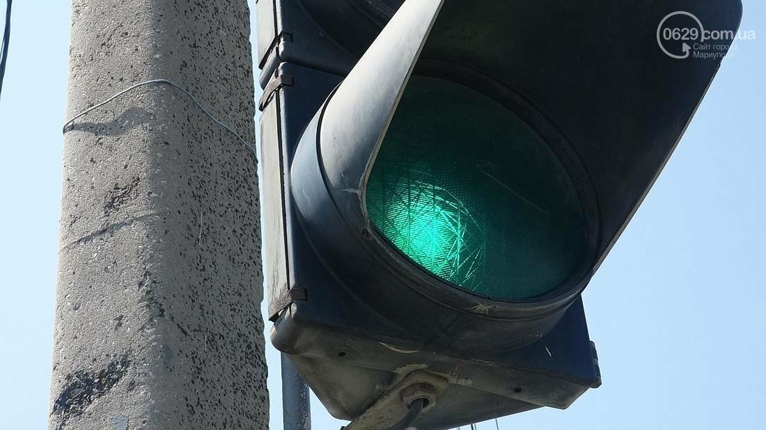 В Мариуполе на пересечении улиц Куприна и Митрополитской  произошло ДТП( ФОТО), фото-4