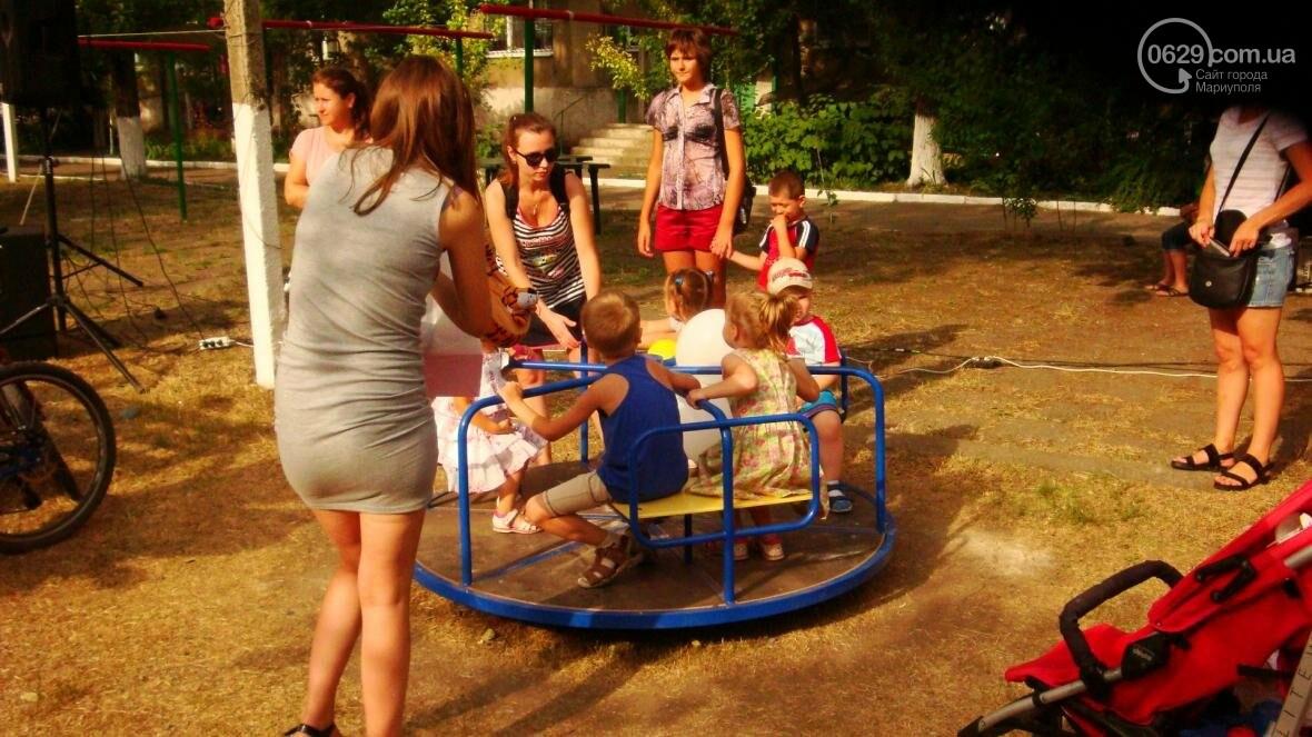 В Мариуполе построили детскую площадку на месте спиленного дерева (ФОТО, ДОПОЛНЕНО), фото-8
