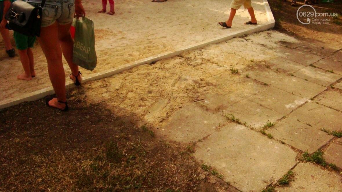 В Мариуполе построили детскую площадку на месте спиленного дерева (ФОТО, ДОПОЛНЕНО), фото-3