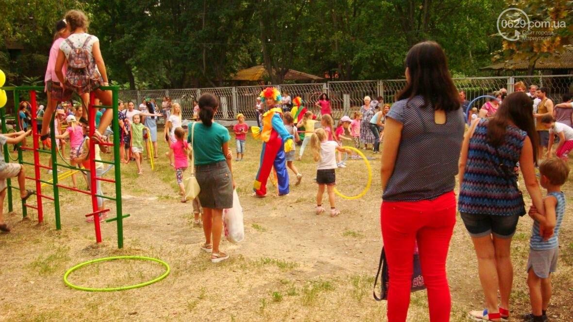 В Мариуполе построили детскую площадку на месте спиленного дерева (ФОТО, ДОПОЛНЕНО), фото-9