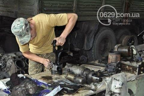 В секторе «Мариуполь» дарят «вторую» жизнь технике (ФОТО), фото-1