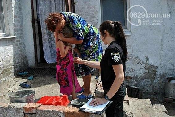В поселке около Мариуполя пьющую мать  хотят лишить родительских прав (ФОТО), фото-2