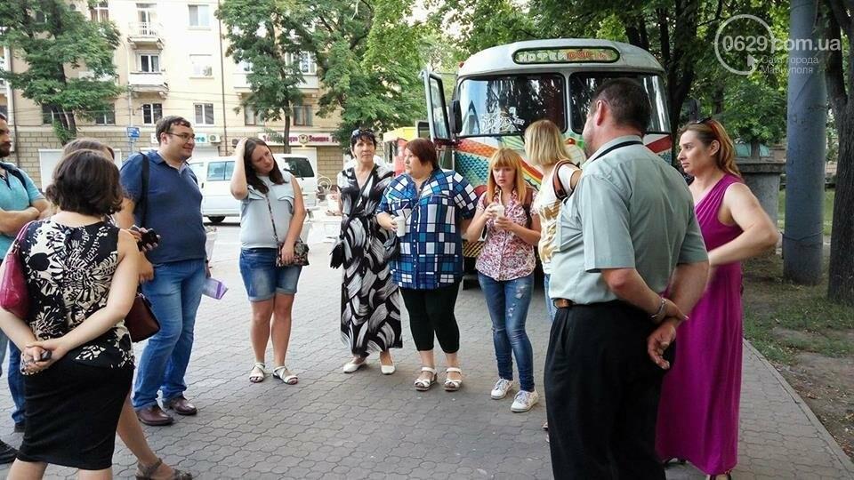 6 гривен? Мариупольцы выступили против повышения тарифов в маршрутках (ФОТО), фото-4