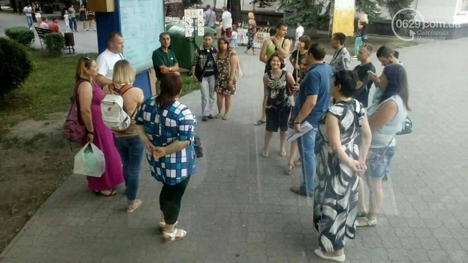 6 гривен? Мариупольцы выступили против повышения тарифов в маршрутках (ФОТО), фото-1