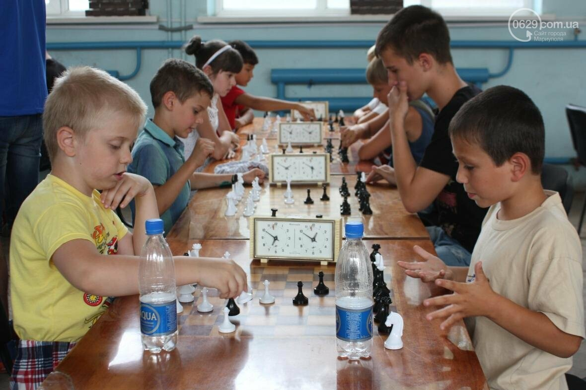 16-летний шахматист Леонид Данилов поедет на полуфинал чемпионата Украины по шахматам, фото-10