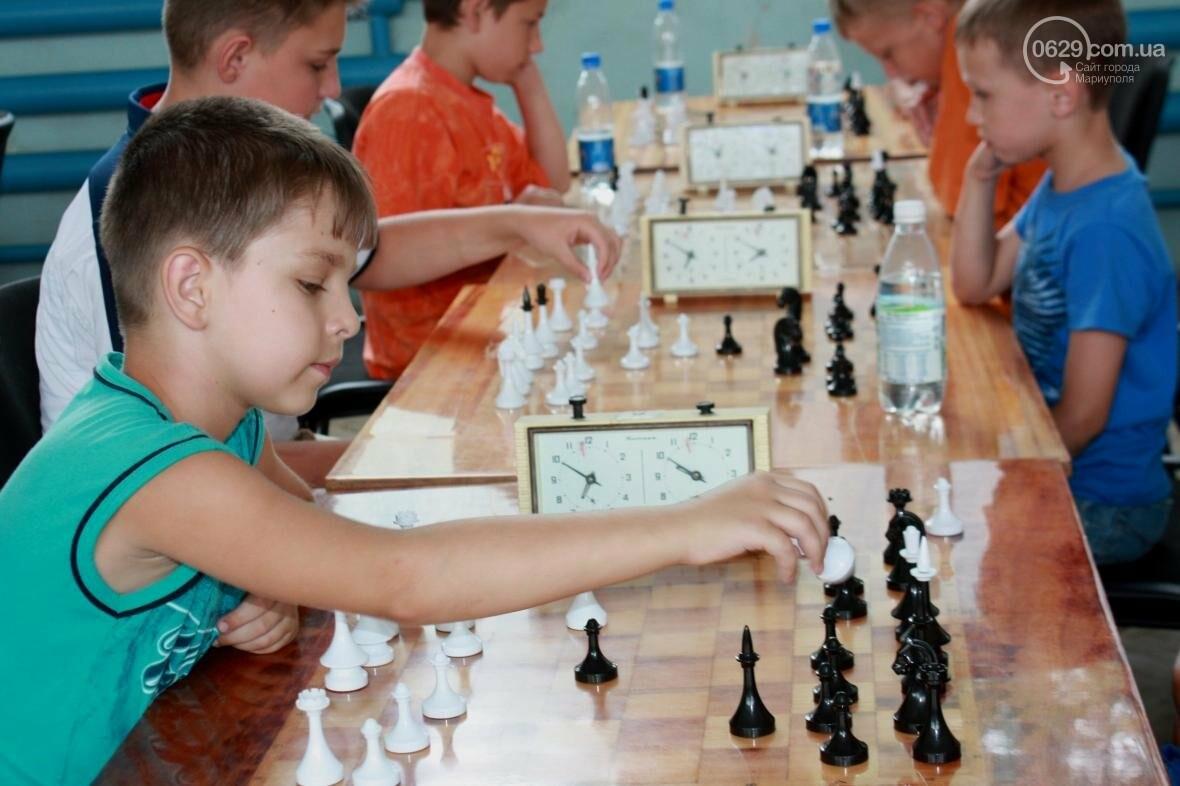 16-летний шахматист Леонид Данилов поедет на полуфинал чемпионата Украины по шахматам, фото-11