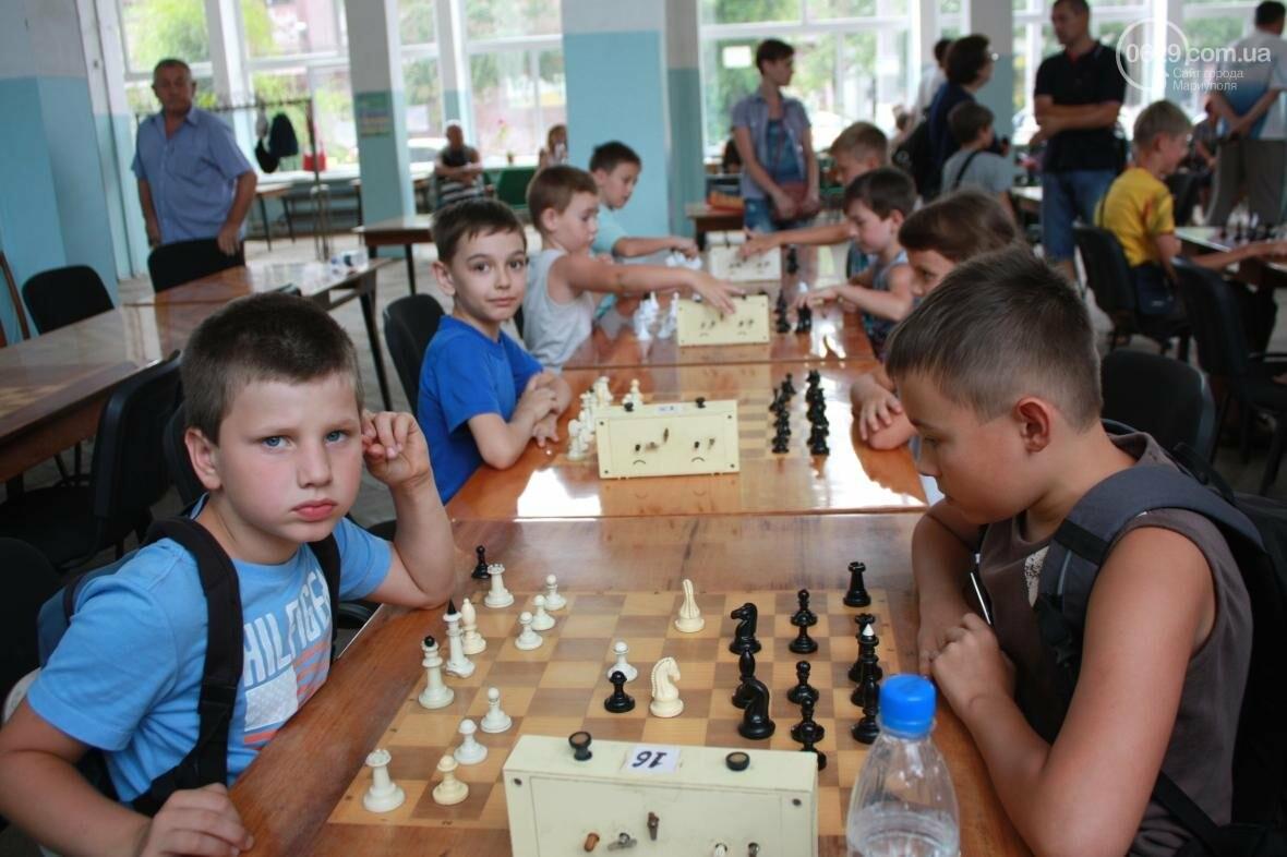 16-летний шахматист Леонид Данилов поедет на полуфинал чемпионата Украины по шахматам, фото-12