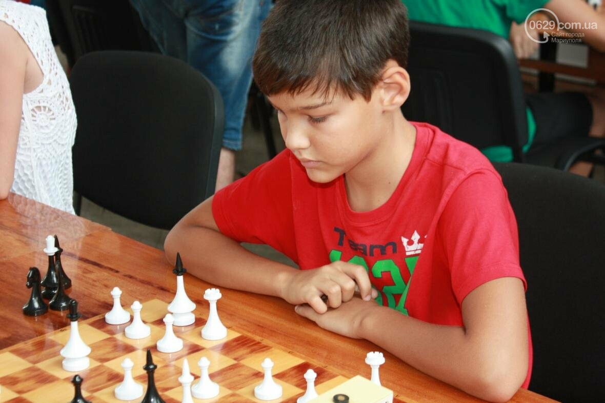 16-летний шахматист Леонид Данилов поедет на полуфинал чемпионата Украины по шахматам, фото-13