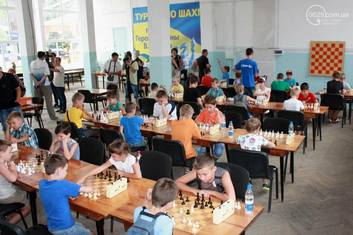 16-летний шахматист Леонид Данилов поедет на полуфинал чемпионата Украины по шахматам, фото-9