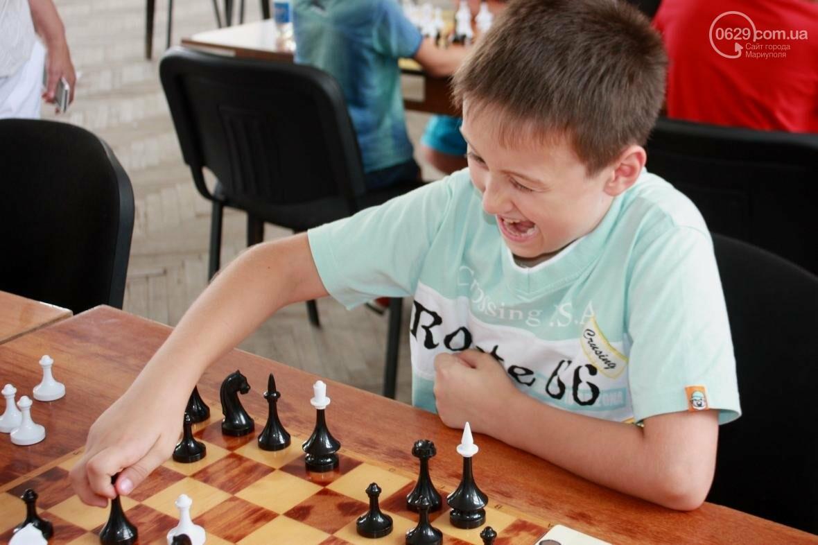 16-летний шахматист Леонид Данилов поедет на полуфинал чемпионата Украины по шахматам, фото-15