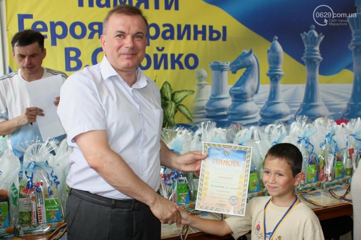 16-летний шахматист Леонид Данилов поедет на полуфинал чемпионата Украины по шахматам, фото-17