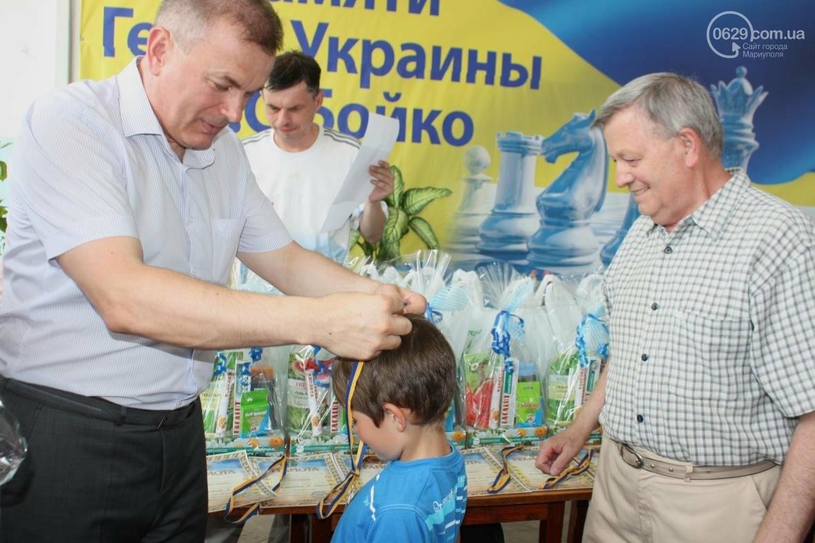 16-летний шахматист Леонид Данилов поедет на полуфинал чемпионата Украины по шахматам, фото-18