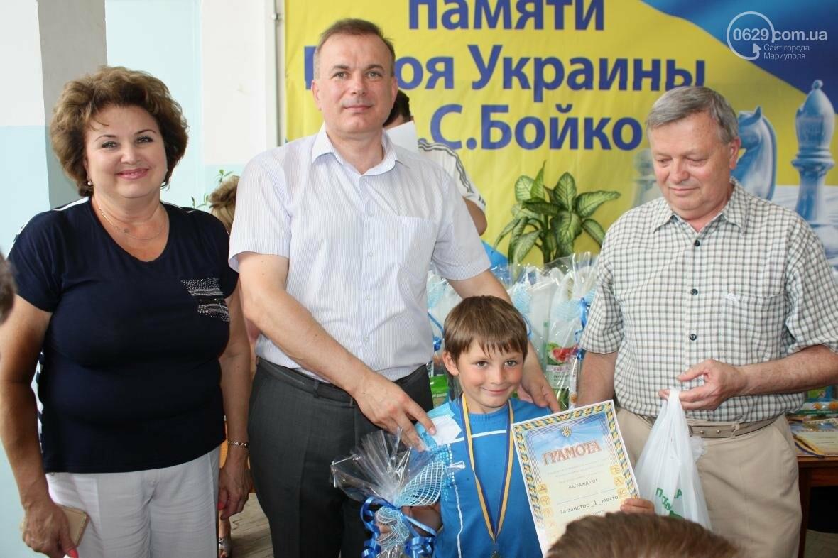 16-летний шахматист Леонид Данилов поедет на полуфинал чемпионата Украины по шахматам, фото-19