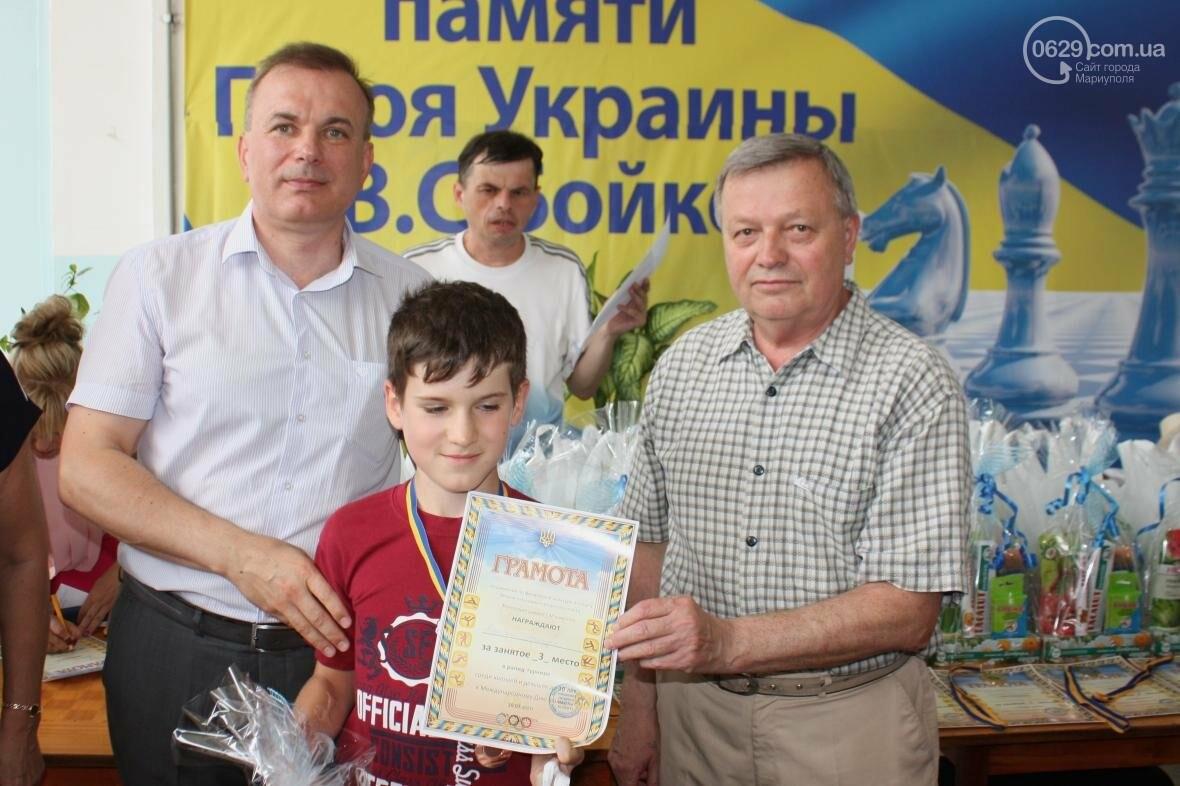 16-летний шахматист Леонид Данилов поедет на полуфинал чемпионата Украины по шахматам, фото-20