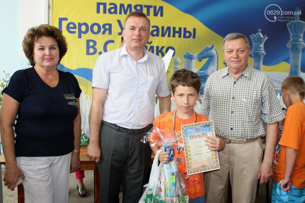 16-летний шахматист Леонид Данилов поедет на полуфинал чемпионата Украины по шахматам, фото-22