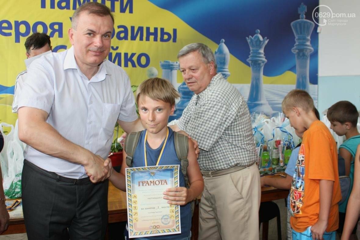 16-летний шахматист Леонид Данилов поедет на полуфинал чемпионата Украины по шахматам, фото-23