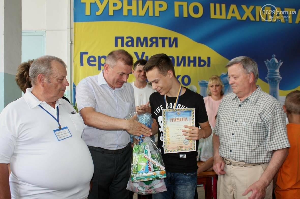 16-летний шахматист Леонид Данилов поедет на полуфинал чемпионата Украины по шахматам, фото-25