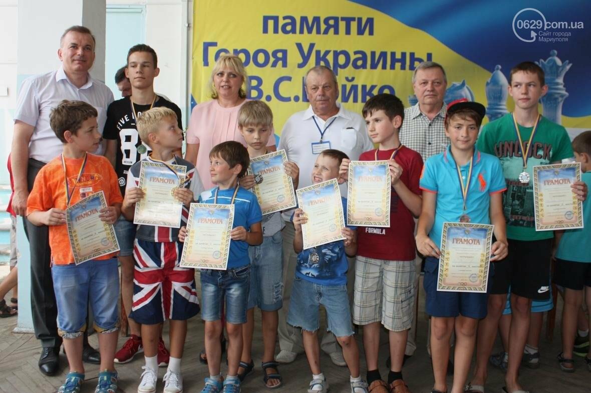 16-летний шахматист Леонид Данилов поедет на полуфинал чемпионата Украины по шахматам, фото-27