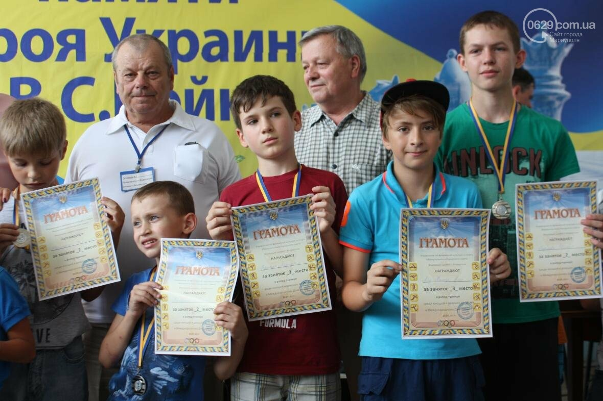 16-летний шахматист Леонид Данилов поедет на полуфинал чемпионата Украины по шахматам, фото-28