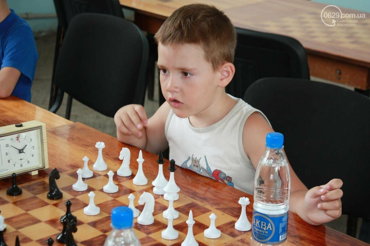 16-летний шахматист Леонид Данилов поедет на полуфинал чемпионата Украины по шахматам, фото-4