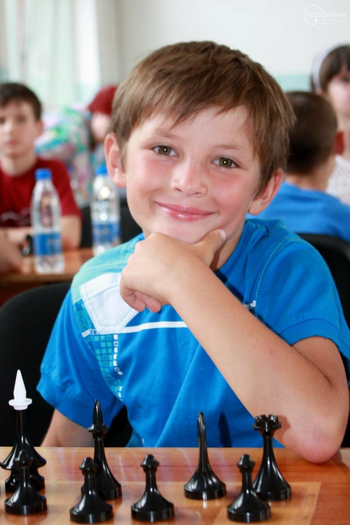 16-летний шахматист Леонид Данилов поедет на полуфинал чемпионата Украины по шахматам, фото-5