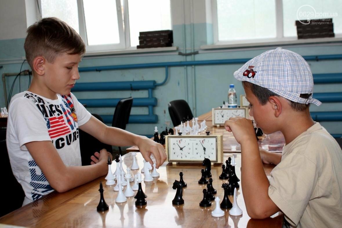 16-летний шахматист Леонид Данилов поедет на полуфинал чемпионата Украины по шахматам, фото-8