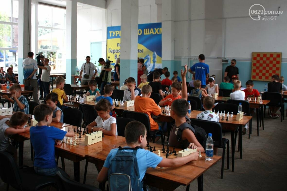 16-летний шахматист Леонид Данилов поедет на полуфинал чемпионата Украины по шахматам, фото-14