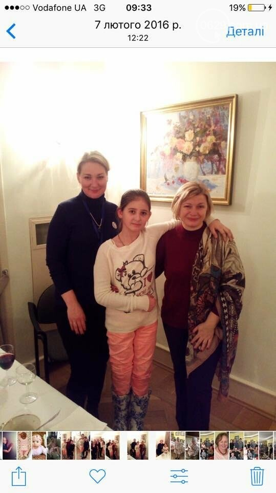 Для Наташи Лафазан, пострадавшей от обстрела поселка Сартана, купили дом в Киеве, фото-3