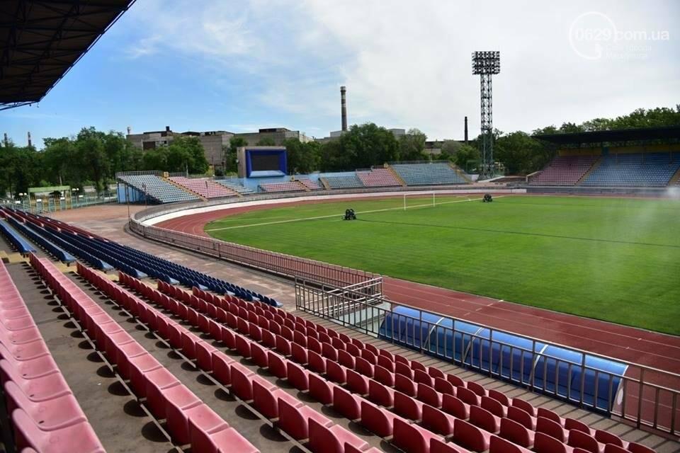 Около ФК «Мариуполь».  Стартовый матч был под угрозой срыва, а должности в клубе заняли новые люди, фото-1