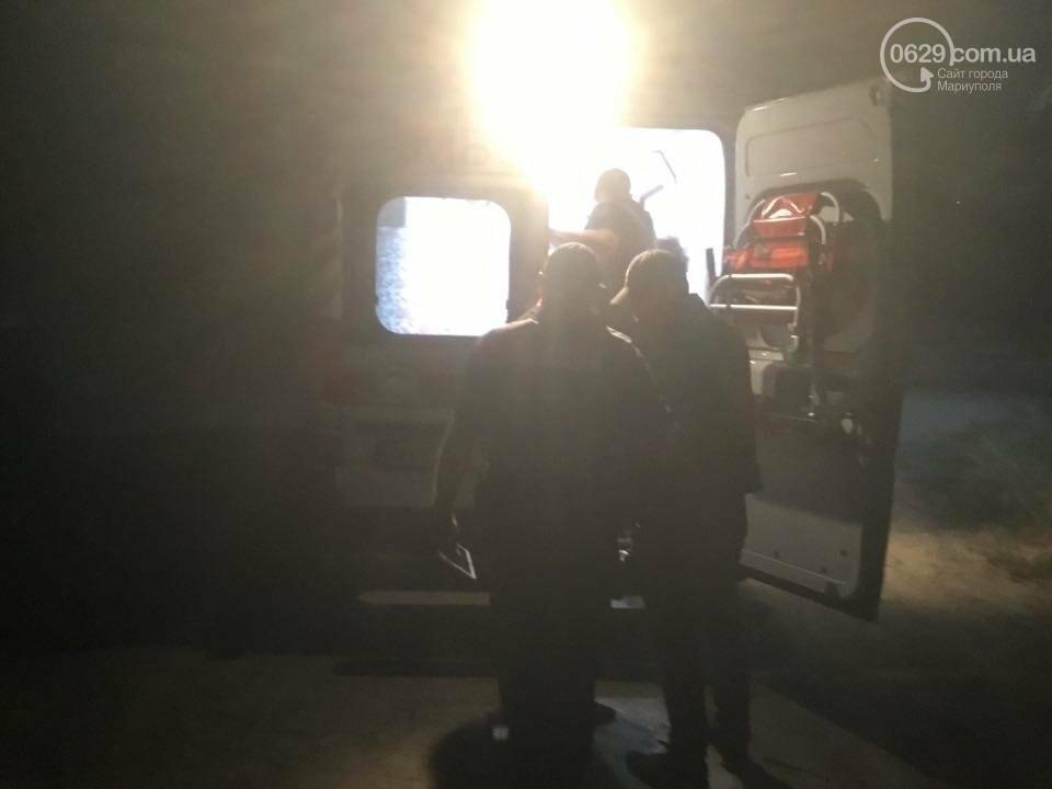 "В Мариуполе стреляли возле ночного клуба ""Барбарис"". Ранен мужчина (ВИДЕО), фото-3"