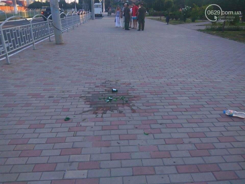В Мариуполе сотрудники полиции отпустили виновника драки (ФОТО), фото-2