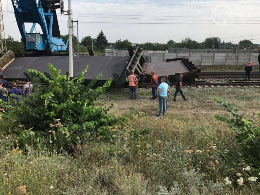 Поезд Киев-Мариуполь изменил маршрут из-за аварии в Днепропетровской области (ФОТО), фото-5